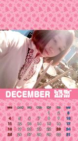 12月みさこカレンダー