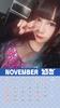 11月ちゃんももカレンダー